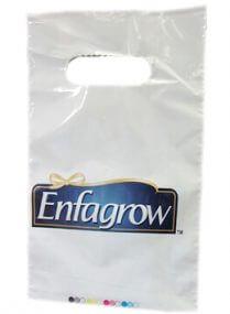 Enfagrow Custom Printed Plastic Bags