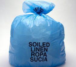 14 Mic Soiled Linen Liner Bag