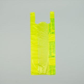 Yellow T-shirt Bag
