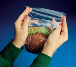 0.36 Mil Flip Top Bag
