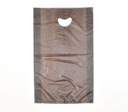 Chocolate Handle Bag