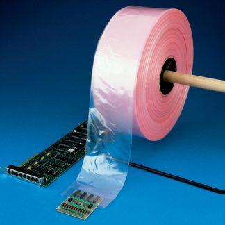 2.0 Mil Pink Poly Tubing