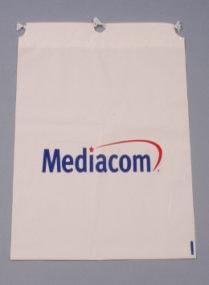 Mediacom Custom Printed Bags