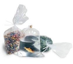 LLDPE-Flat Poly bag